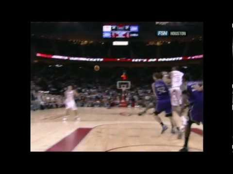 '08 Rockets 22-game Win Streak Top 10 Plays