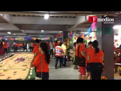 Altares: Feria de Humanidades del Tec de Monterrey