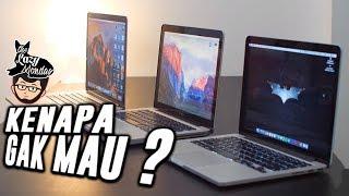 Kenapa Anti Pakai Produk Apple ? Ini ALASANNYA - Lazy Talk