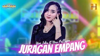 Yeni Inka ft New Pallapa - Juragan Empang  Live