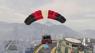 Grand Theft Auto v carrera de ruiners 2000