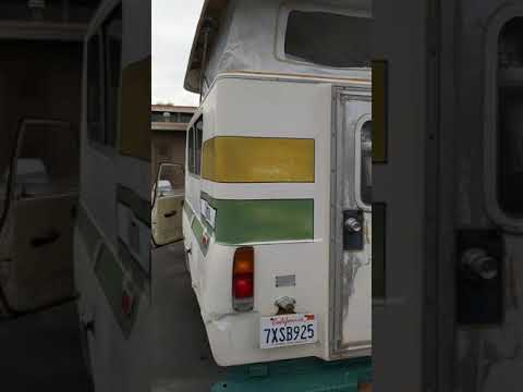 1974 Toyota Chinook for Sale