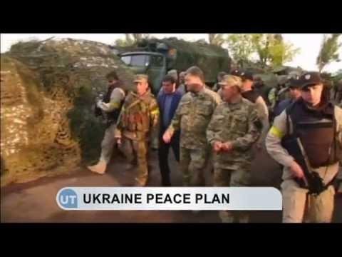 Ukraine Peace Plan: Putin and Poroshenko discuss way out of east Ukraine conflict