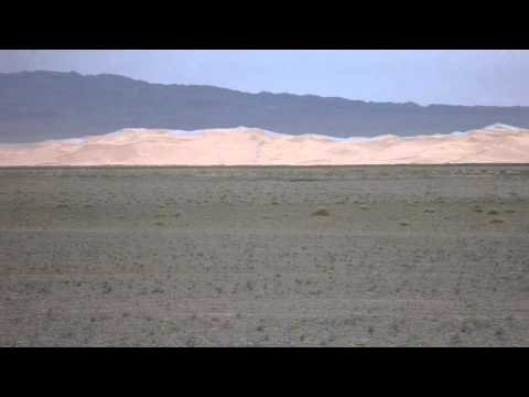 360 Grad all Sand Dunes in Gobi Desert | Travel Mongolia - Mongolia Tourism