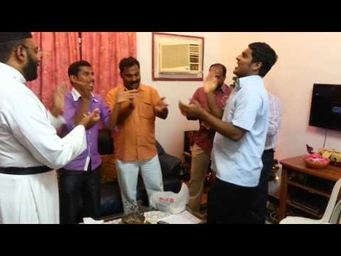 Malayalam Christmas Carol Song Muscat 2013 video