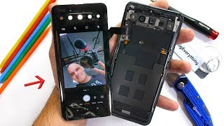 Back 2 Back Screens? - Nubia Z20 Teardown!