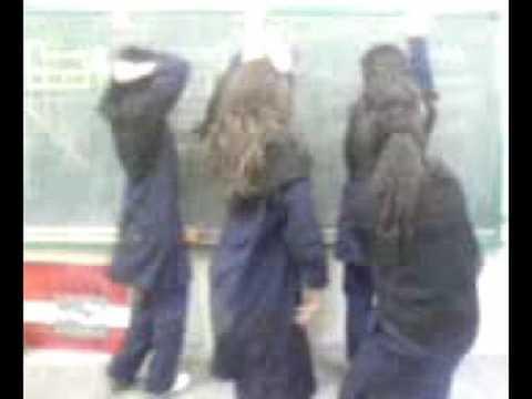iran school girl dancing ( nabaz) funny kurd, كورد