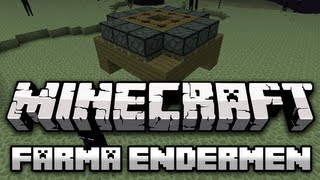 Minecraft - Farma Endermen (Szybkie XP)