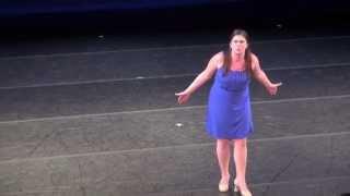 Accident Prone - Sarah Jackson (BFA '13)