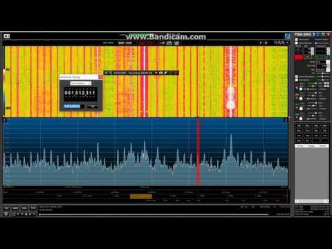 1512 kHz Dutch pirate, Kerstman Radio 25/12/2015