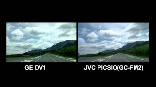 Test1-GE DV1 vs PICSIO