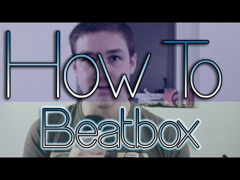 HOW TO BEATBOX #2 (Hum and Beatbox at the Same Time)