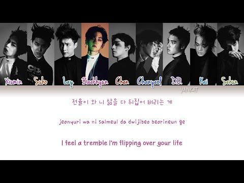 EXO - Monster (Color Coded Han|Rom|Eng Lyrics) | By Yankat