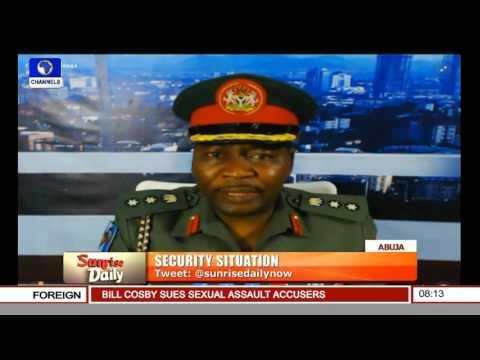 Sunrise Daily: Shiite Leader, Sheikh Zakzaky & Wife Are Alive -- Army Spokesman (PT 2) 16/12/15