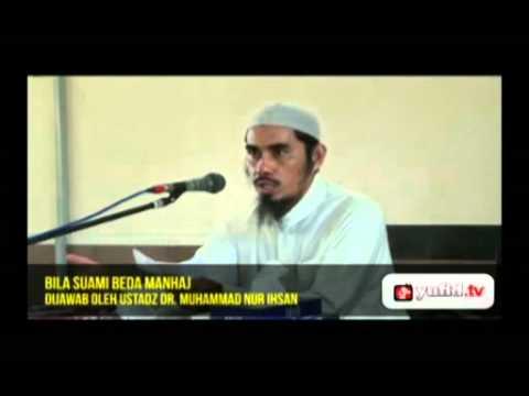 Bila Suami Beda Aqidah - Video Islam Tanya Jawab Hukum Syariah DR. Muhammad Nur Ihsan