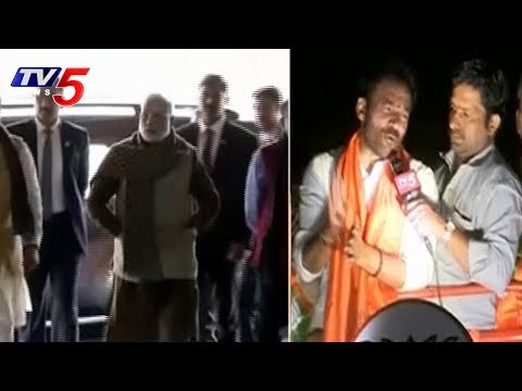 మోడీ సభ తర్వాత రాజకీయాల్లో మార్పులు వస్తాయ్..! | Kishan Reddy Face To Face | TV5 News