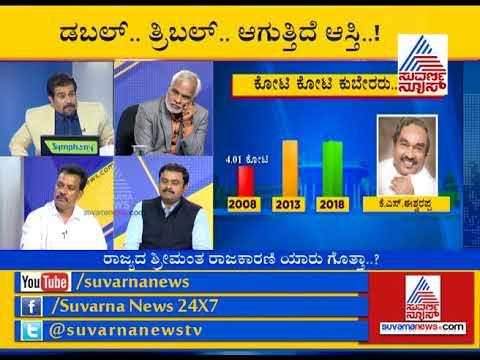 Meet Karnataka's Richest Politicians Ever! | Part 3 | ನೂರು ಕೋಟಿ ಅನ್ನೋದು ಲೆಕ್ಕಕ್ಕೇ ಇಲ್ಲ..!
