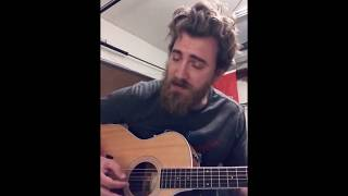 Footlights - Rhett McLaughlin Cover