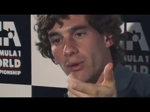 Stewart Interview Senna Ayrton-senna Jackie Stewart