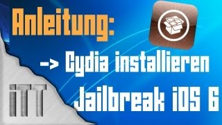 Jailbreak iOS 6.1.2, 6.1.1, 6.1, 6.0.2, 6.0.1, 6.0 - Evasi0n - iPhone, iPod Touch, iPad