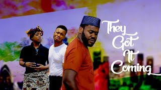They Got It Coming  [Part 1] - Latest 2018 Nigerian Nollywood Drama Movie English Full HD