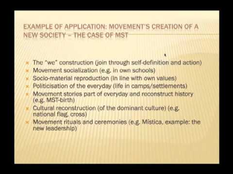 Dr. Stellan Vinthagen - How can movement and revolution studies inform nonviolent action?