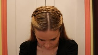 "Game of Thrones Hair: Cersei Lannister, ""Seeing off Myrcella,"" Scene, Season 2."
