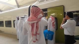 Jeddah To Madina Train 300 Km/Hr - Latest Video
