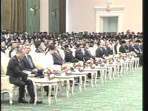 Opening Ceremony of the 20th ASEAN Summit - 4/2/2012