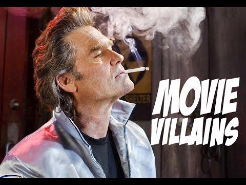 Los 101 villanos más reconocidos en el mundo del cine
