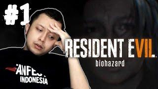 Serem Banget Woi ! - Resident Evil 7 Indonesia [ PS4 PRO ] #1