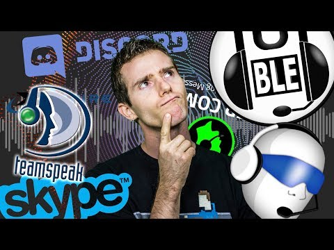 IS DISCORD REALLY THE BEST? - Voice Chat Platform Showdown