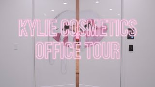 Official Kylie Jenner Office Tour