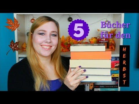 5 Bücher für den Herbst - WANT TO READ // ChatterBooks