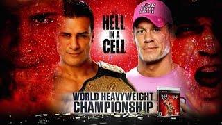John Cena vs Alberto Del Rio World Heavyweight Championship Hell in Cell 2013