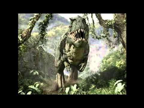 3 dinosaurios carnivoros