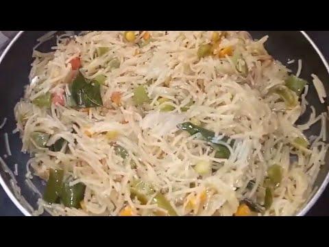 semiya upma telugu |  semiya upma tayari | semiya upma recipe in telugu | vermicelli upma