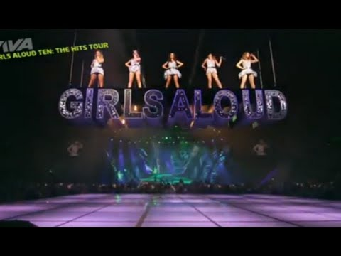 [FULL PROGRAMME] Girls Aloud - Ten The Hits Tour 2013 - Viva - 30th March 2013 klip izle