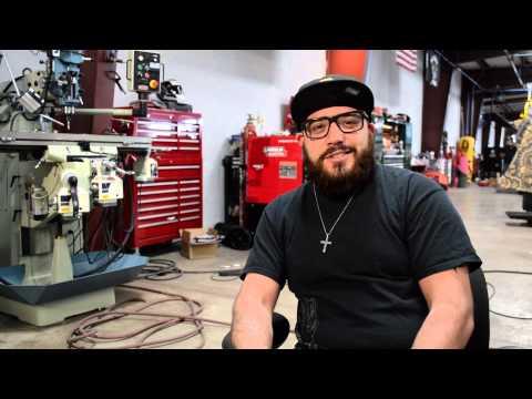 Christie From Gas Monkey Garage