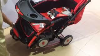 Xe đẩy em bé thanh lý Baobaohao
