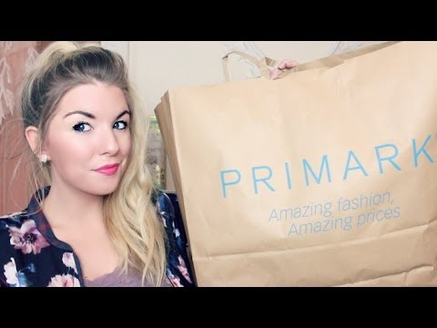 Huge Haul! Primark, H&M, New Look + More!