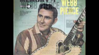 Watch Webb Pierce Broken Engagement video