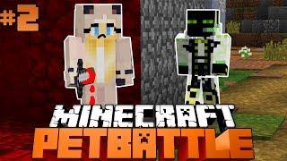 ISY RÄCHT SICH BRUTAL?! - Minecraft PETBATTLE #2 [Deutsch/HD]