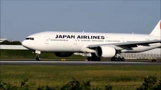 飛行機 エンジン音比較 Engine Sound Comparison @伊丹空港/RJOO/ITM