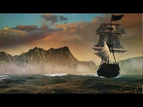 Assassins Creed 4: Black Flag - Gameplay Reveal Trailer - Eurogamer