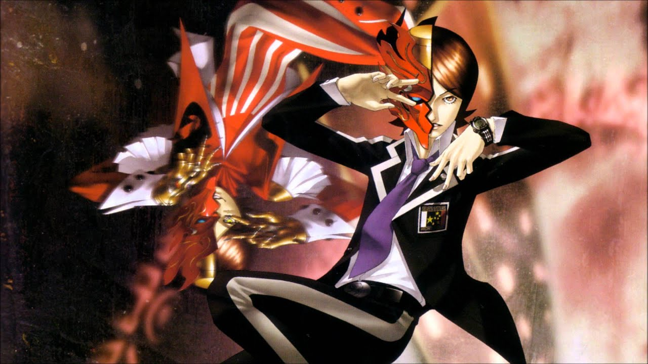 Protagonist Persona 2 Persona 2 Innocent Sin Psp