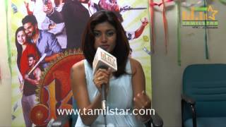 Oviya At 144 Movie Team Interview
