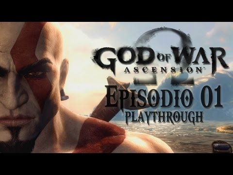 God Of War Ascension - Prisão Dos Condenados - Episódio 01 video