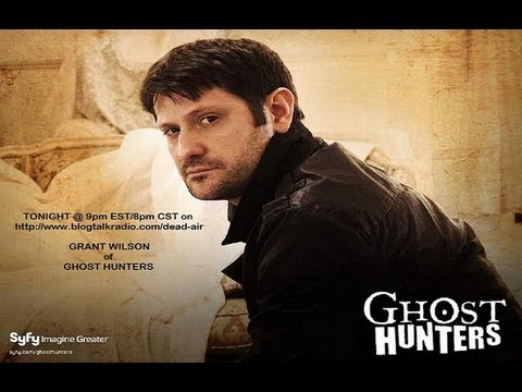 Grant Wilson of Ghost Hunters first interview after retiring on Dead Air Paranormal Radio Show