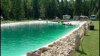1,200,000 Litre Backyard Pool